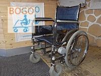 invalidní vozík BG04 03 skládací